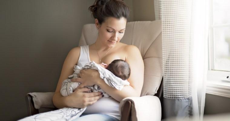 De voor- en nadelen van borstvoeding