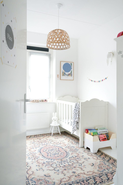 De babykamer van.. Filou
