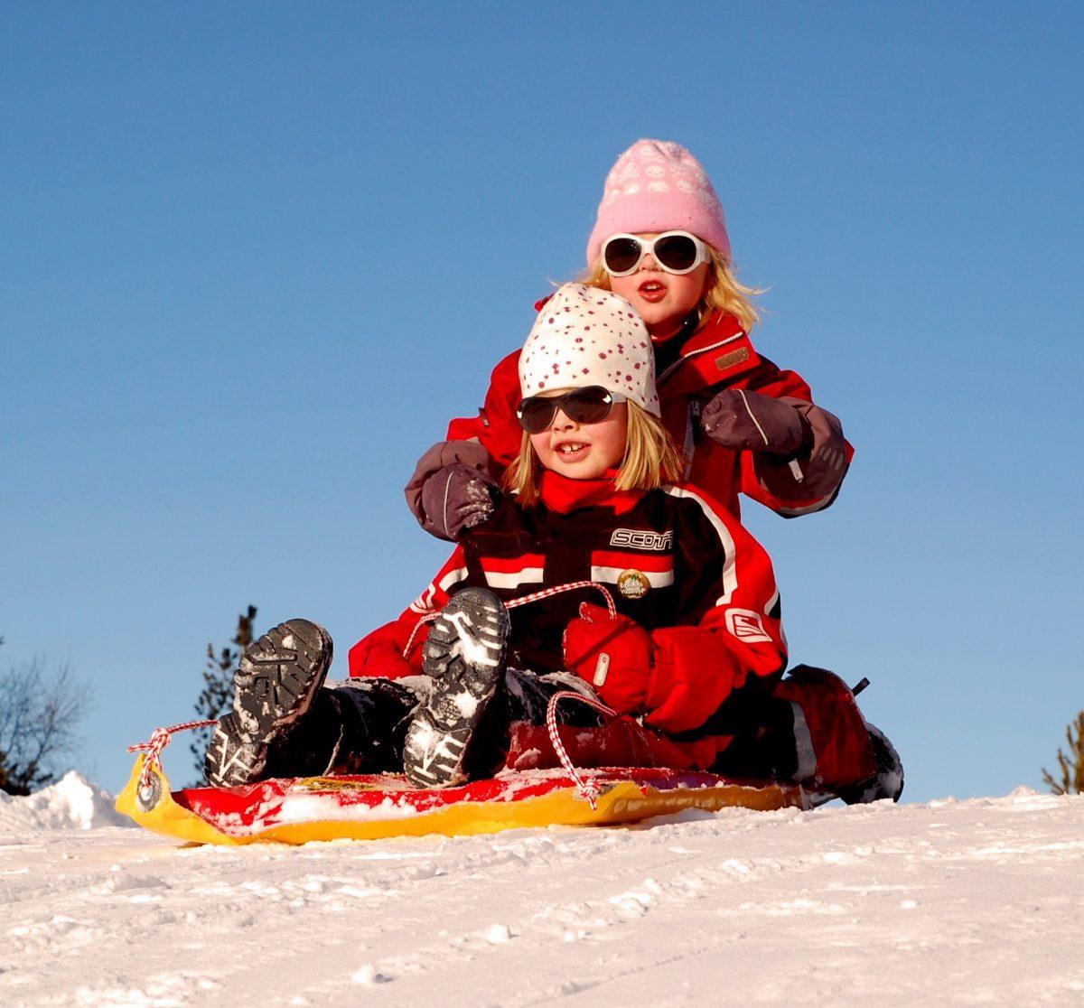 Wintersport met kleine kinderen kan prima!
