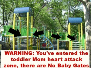 toddler mom heart attack zone
