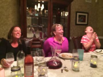 Q cuz reunion laughter