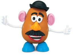Mr. Potato Head, Get in my belly!