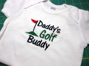 daddys golf buddy