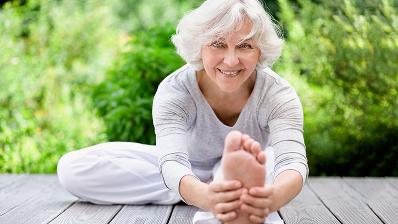 4 Low Impact Exercises for Seniors