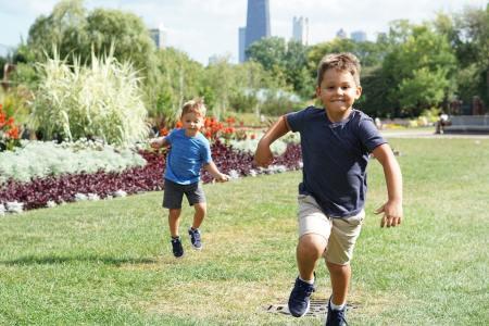Summer's Kids' Fashion Trends