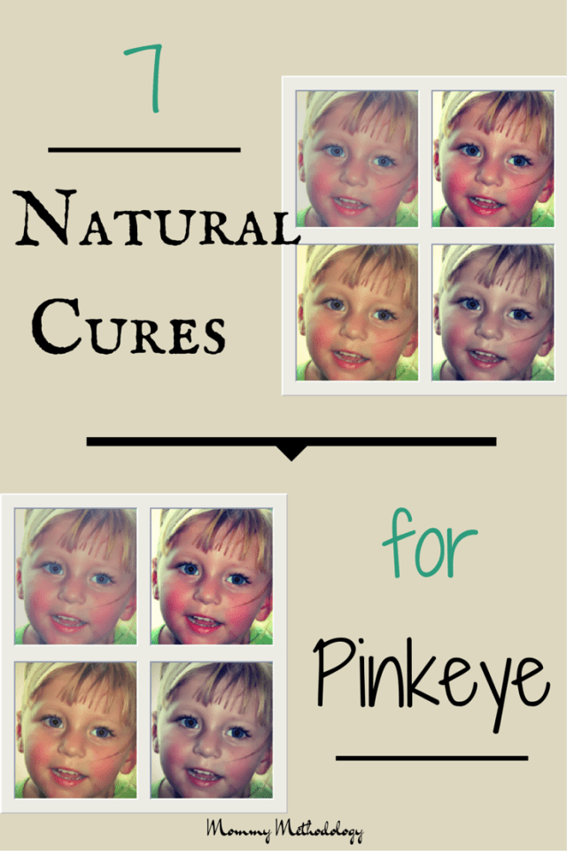 7 Natural Cures for Pinkeye