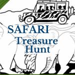 2014 Safari Treasure Hunt Welcome