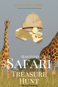 Mastering the Safari Treasure Hunt