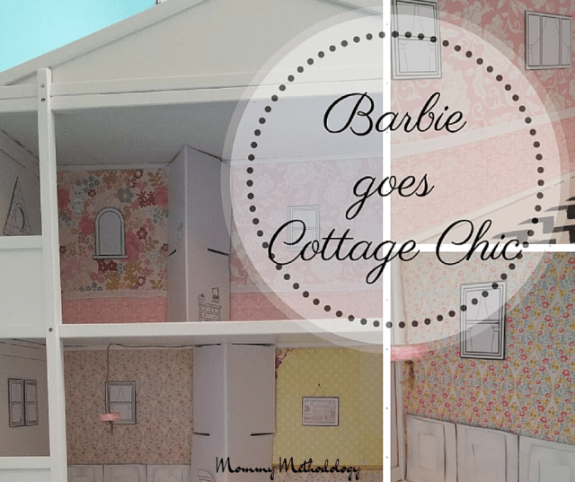 Barbie Goes Cottage Chic