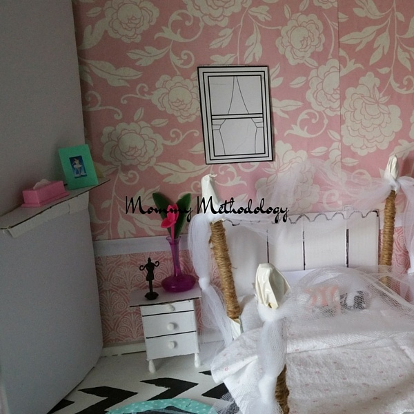 Dollhouse Bedroom Furnished2