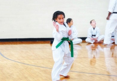 What I Learned About Building a Child's Confidence with Karate