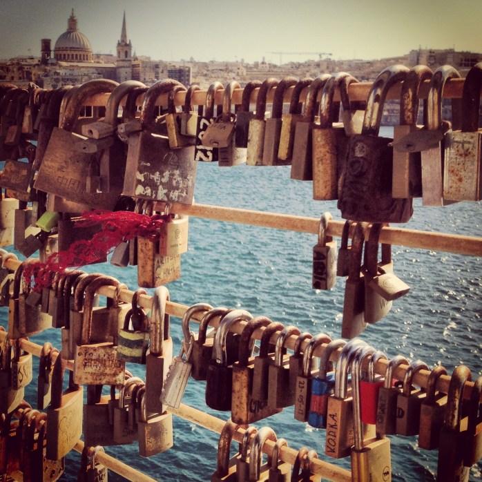 Love Locks: Malta