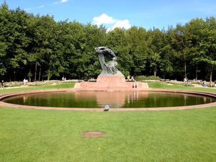 Warsaw Poland Park