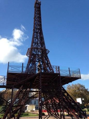 Paris in Bulgaria