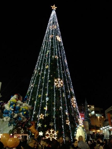 Christmas Markets: Nazareth