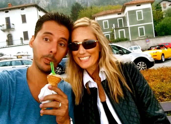 The Driving Game: Italy Honeymoon, Day 1