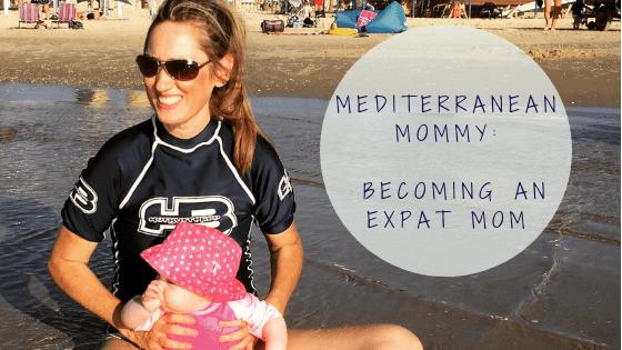 expat mom