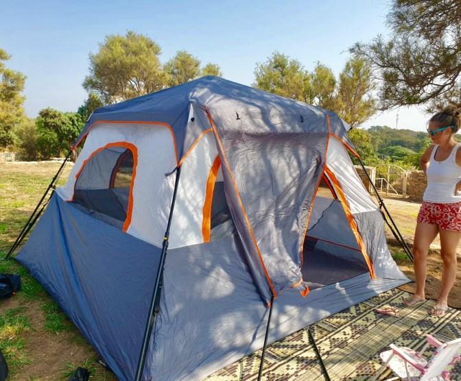 i-camp tent