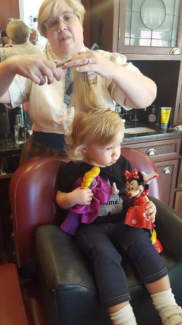 Haircut Disney Review