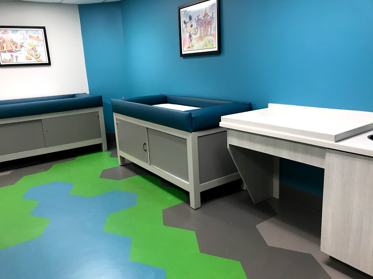Epcot Baby Care Center: Baby to Disney