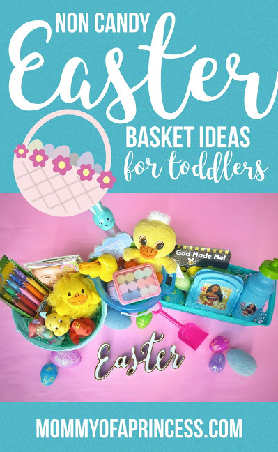 Non Candy Easter Ideas