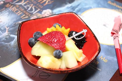 Disney's Bon Voyage Breakfast Trattoria Al Forno Review