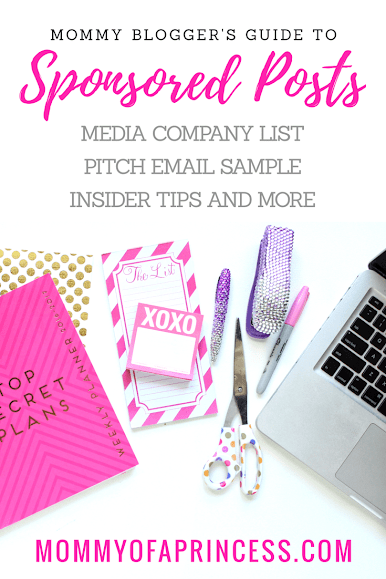 Learn how to get Sponsored Blog Post Opportunities with a collaboration pitch email template and my list of the best sites for sponsored posts.