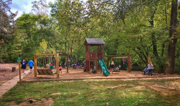 Talking Rock Park Georgia