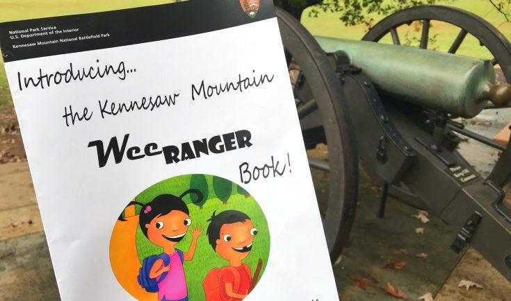 The Kennesaw Mountain National Park Junior Ranger