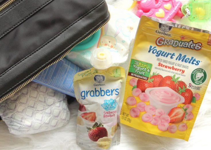 Baby Essentials Gerber Yogurt Melts