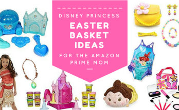 Disney Princess Easter Basket Ideas
