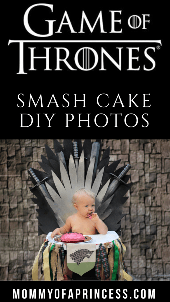 Game of Thrones First Birthday