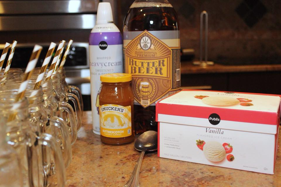 DIY Butterbeer Recipe