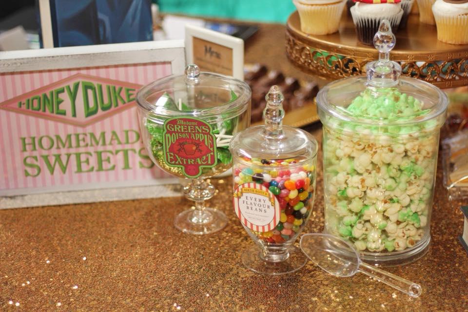 harry potter birthday party food ideas
