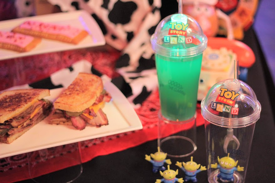 Toy Story Land Food Options