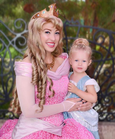 Disney World Dress Up