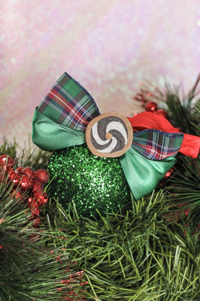 DIY Merida Brave Christmas Ornament