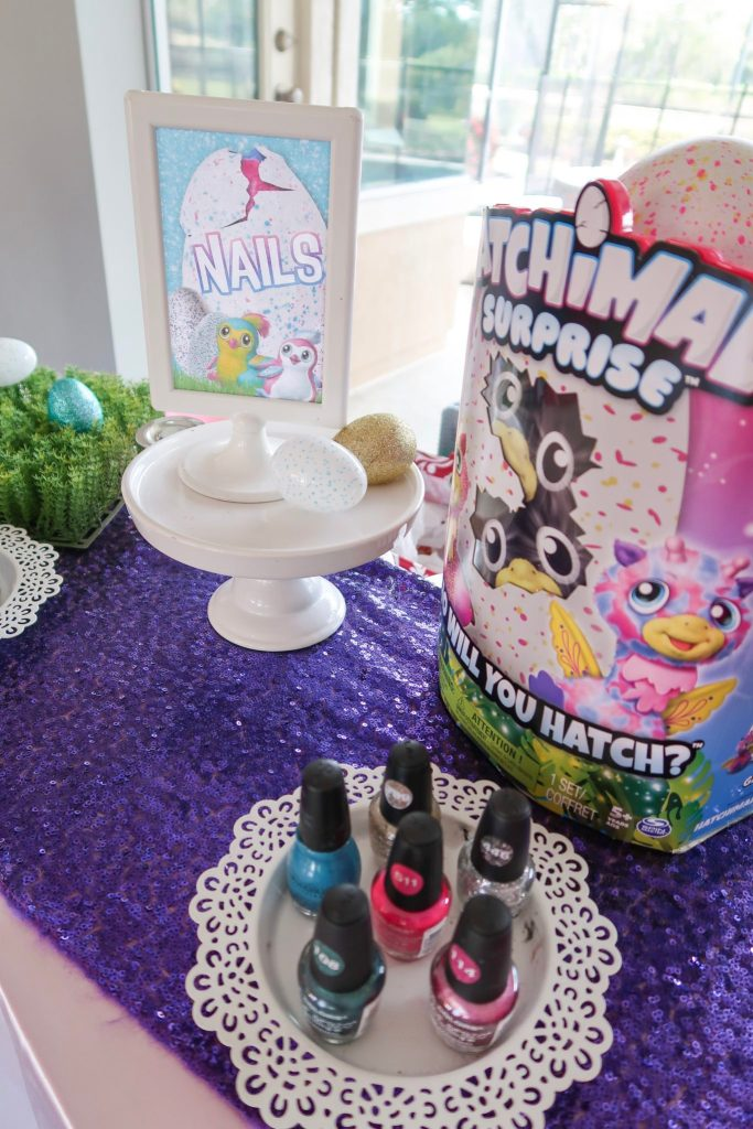 Hatchimal Birthday Party Ideas