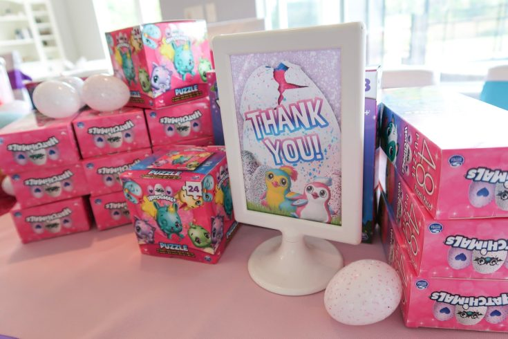 Hatchimals Birthday Party Ideas and Free Printables