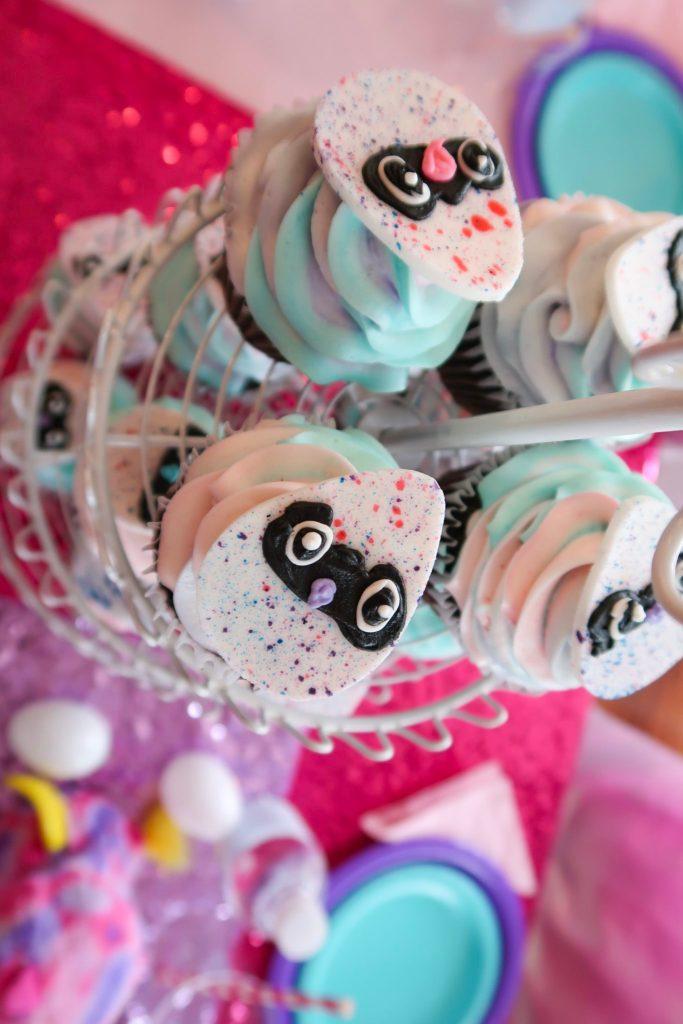 Hatchimals Cupcake Ideas