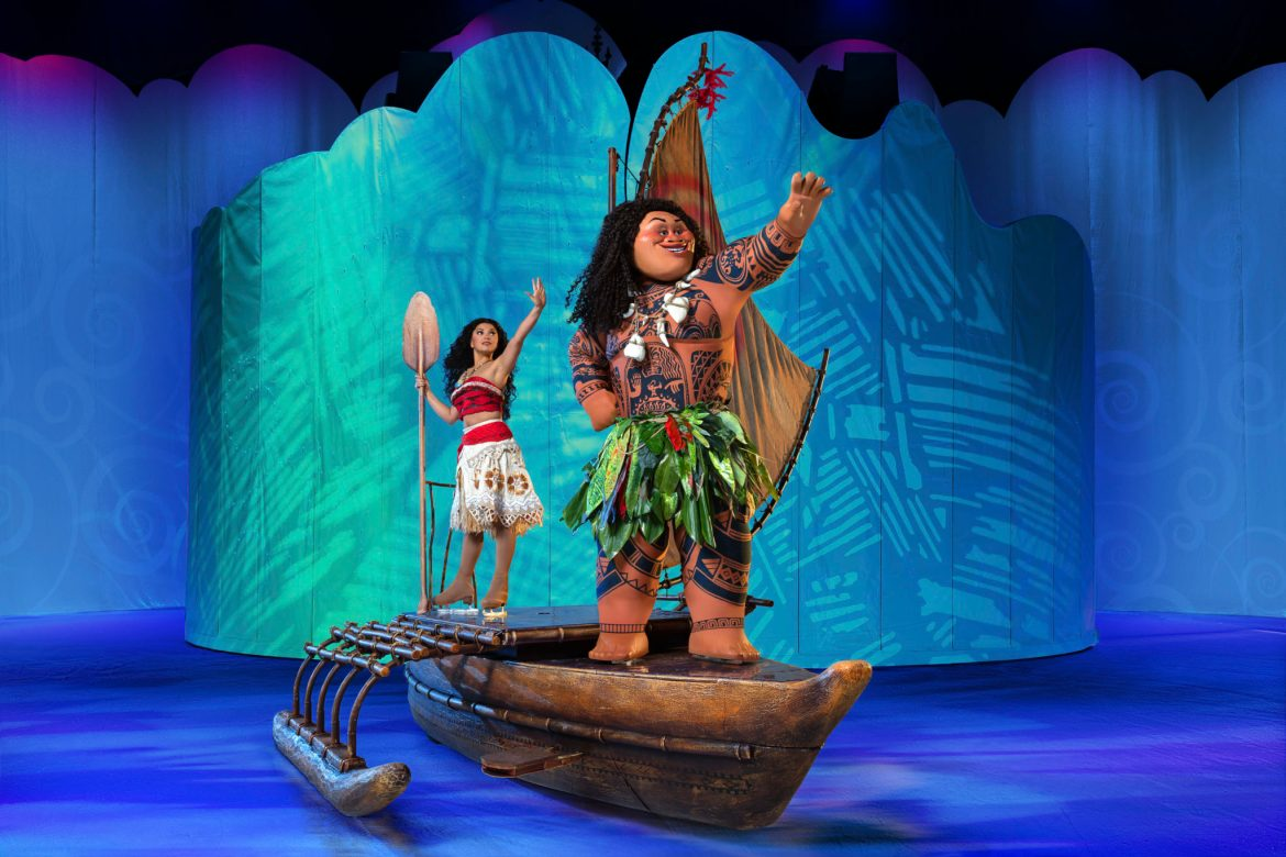 Disney on Ice Age Recommendation