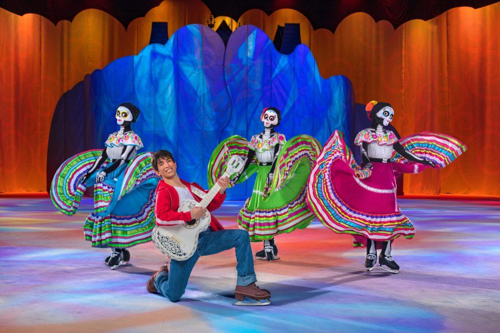 Disney on Ice Dare to Dream Coco
