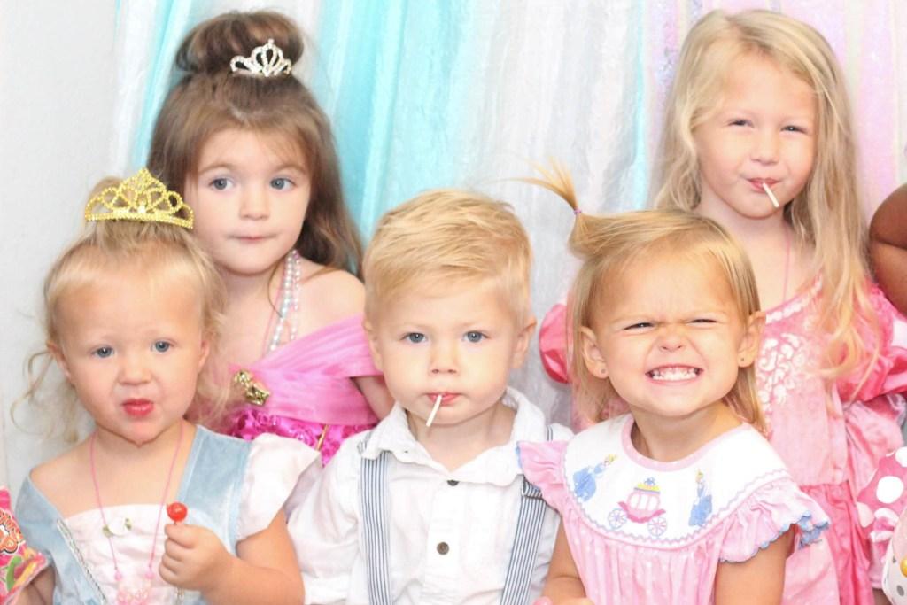Disney Princess Party Playdate