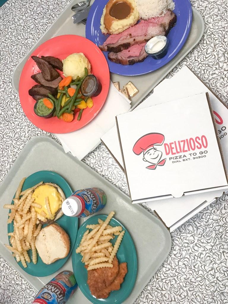 Delicious Food Options at Bayliner Diner
