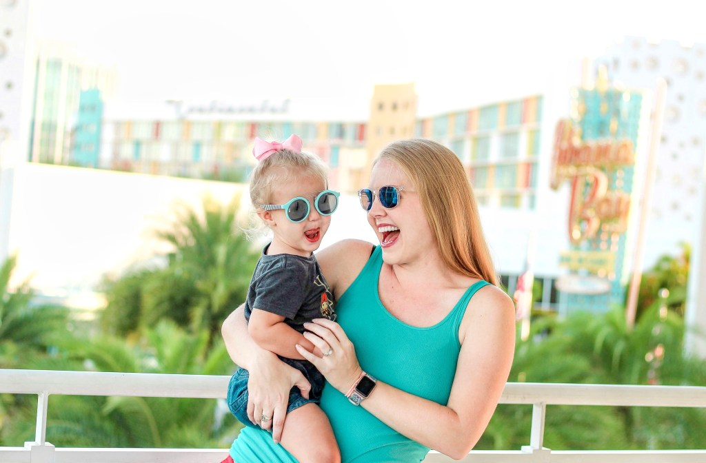 Cabana Bay Beach Resort Review for Families