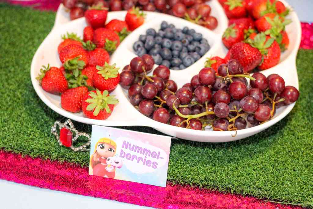 True and the Rainbow Kingdom Party Food Ideas Nummelberries