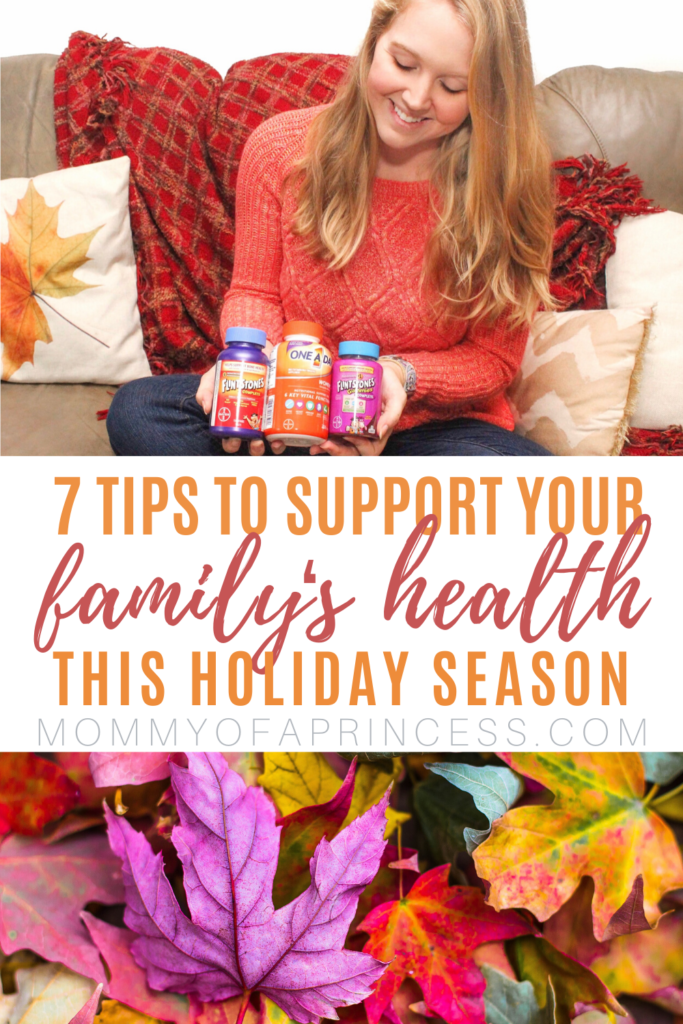 Easy Tips for How to Stay Healthy During the Holidays