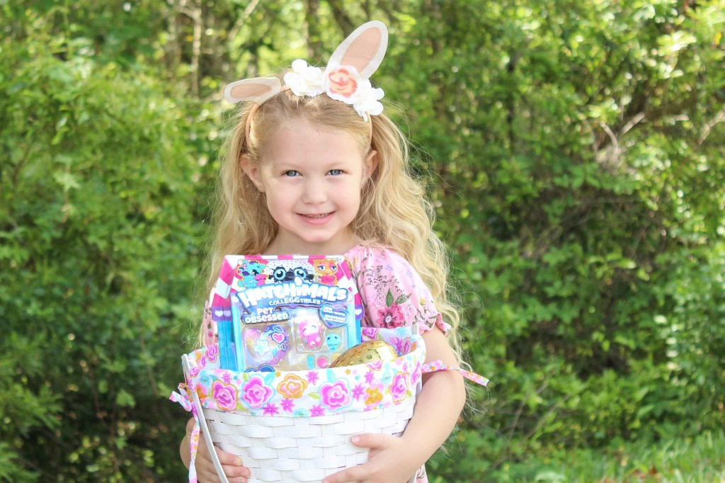 Non Candy Ideas for Easter Baskets for Little Girls Hatchimals CollEGGtibles