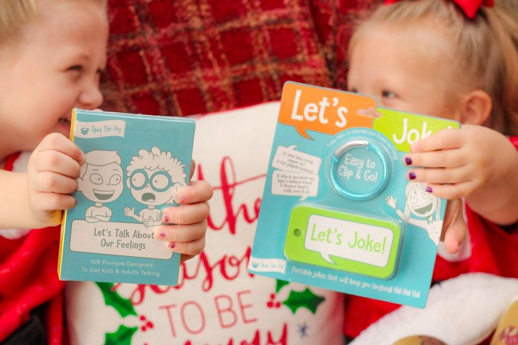 Let's Talk Conversation Starters for Kids