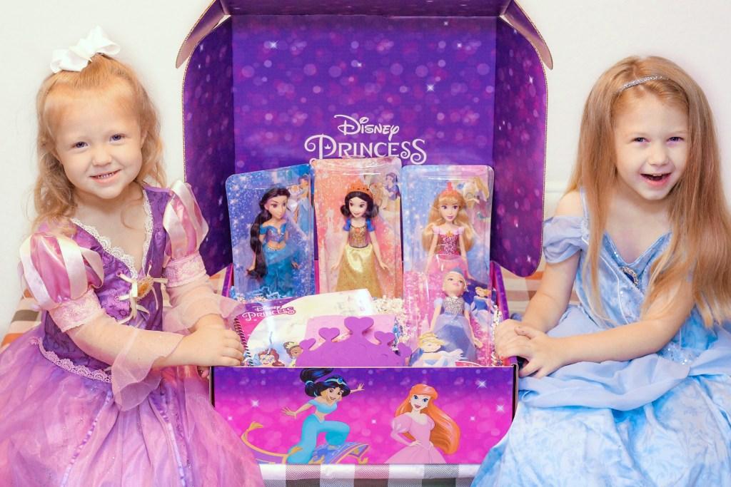 Hasbro Disney Princess dolls